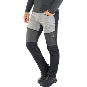 GORE WEAR H5 Windstopper Hybrid Pants Men black/terra grey